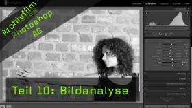 Bildanalyse vor der Bildbearbeitung