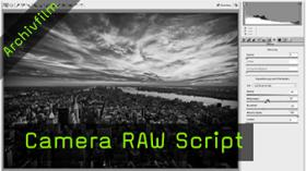 Calvin Hollywood Photoshop RAW Camera Raw Script
