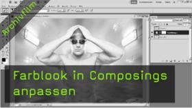 Farblook in Composings