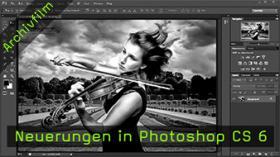 Photoshop cs6 Funktionen