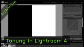 Tonung in Lightroom 4