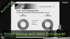 photokinaTV - Entwicklung auf dem Fotomarkt