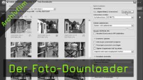Der Foto-Downloader