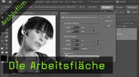 Arbeitsfläche Photoshop Elements