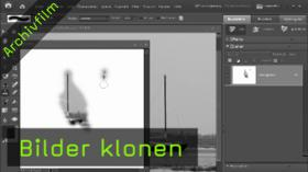 Bildteile klonen Photoshop Elements