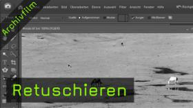 Retuschieren mit Photoshop Elements