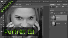 portrait retusche photoshop elements