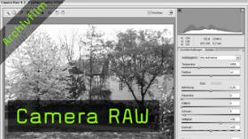 camera raw digitale bildbearbeitung tutorial
