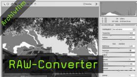 raw converter PS Elements digitale Bildbearbeitung