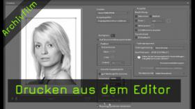 Photoshop Elements, Tutorial, Adobe, Bildbearbeitung, Drucken