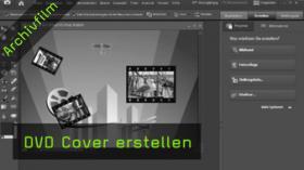 Photoshop Elements, DVD-Hülle, Cover erstellen
