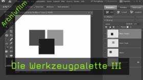 Werkzeugpalette, Photoshop Elements, Lasso, Zauberstab