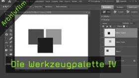 Photoshop Elements Werkzeugpalette Freistellungswerkzeug