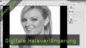 Calvin Hollywood Photoshop Retusche