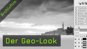 Geo-Look in Photoshop
