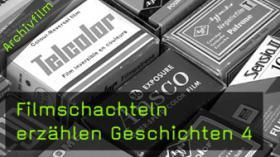 Geschichte der Fotografie, Filmschachteln, Gert Koshofer