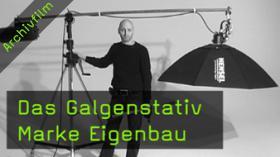 Galgenstativ, Eigenbau