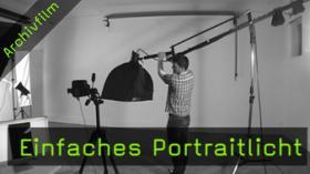 Portraitfotografie Beleuchtung, Licht für Portraitfotos