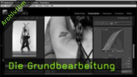 Lightroom Tutorial Grundbearbeitung