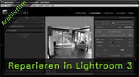 Verlaufswerkzeug Lightroom
