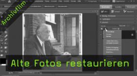 photoshop elements fotografien restaurieren