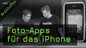 iPhone Apps, Foto-Apps, Photoshop