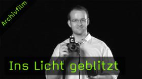 Fotografieren mit Aufhellblitz