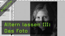 Altern, Foto, Kate Breuer, Photoshop