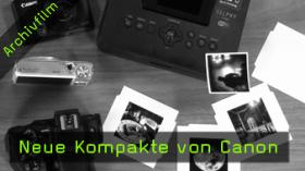 photokinaTV - Neue Kompakte von Canon