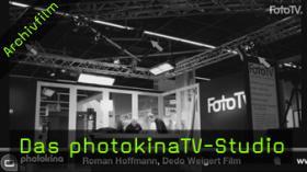 photokinaTV - Das photokinaTV-Studio