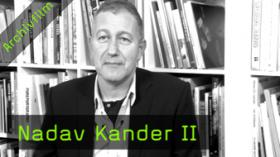 Interview,Nadav Kander, Gestik