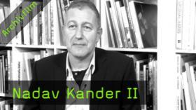 Interview,Nadav Kander, Gestik