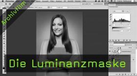 Calvin Hollywood Photoshop Luminanz. Licht Photoshop