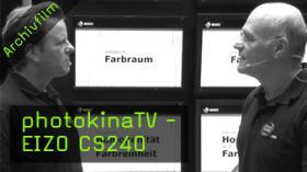 photokinaTV, EIZO Profimonitore, Armin Collong FotoTV. Interview