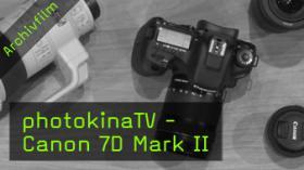 photokinaTV, Jörg Ammon FotoTV. Interview, Neues aus dem Hause Canon