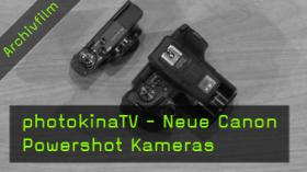 photokinaTV, Canon Kompaktkameras, FotoTV. Interview mit Arno Stadler