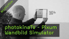 photokinaTV, Pixum Wandbild Simulator für große Ausdrucke, Daniel Attallah FotoTV. Interview