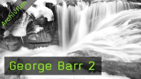 George Barr, Bildgestaltung