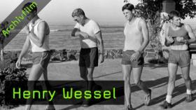 Henry Wessel, analoge Fotografie