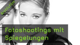 Spiegelungen, Portraitfotografie, Fotoshooting