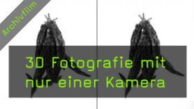 3D, Bildgestaltung, Bildideen, Bildpräsentation, Fotokurs - Fotoworkshop - Fotografie lernen, Spezialfotografie