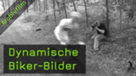 Mountainbike fotografieren, Bewegung fotografieren