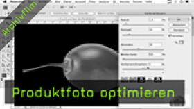 Produktfoto optimieren