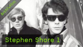 Stephen Shore 1