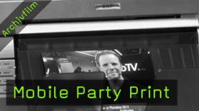 mobile party print