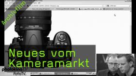 photokinaTV - Neues vom Kameramarkt