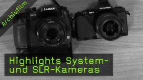 system- und slr-Kameras