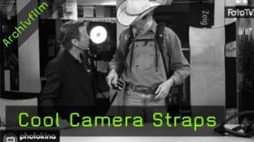 photokinaTV - Cool Camera Straps
