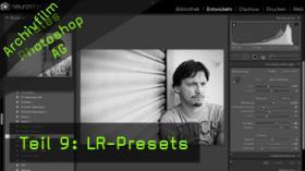 Kates Photoshop-AG, Lightroom, Presets, Vorgaben