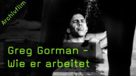 Greg Gorman, arbeit, Workflow, Karriere